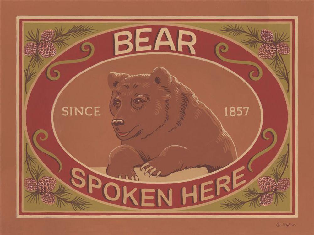 S251 - Bear Spoken Here