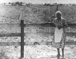 Emma Prusch on her farm