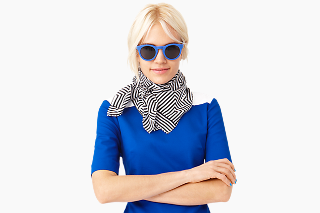 10 Stylin' Scarves to Get All Wrapped Up In