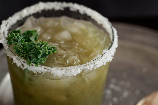 "Kale Margaritas and 10 Other Cocktails That Win ""Best Sip"""
