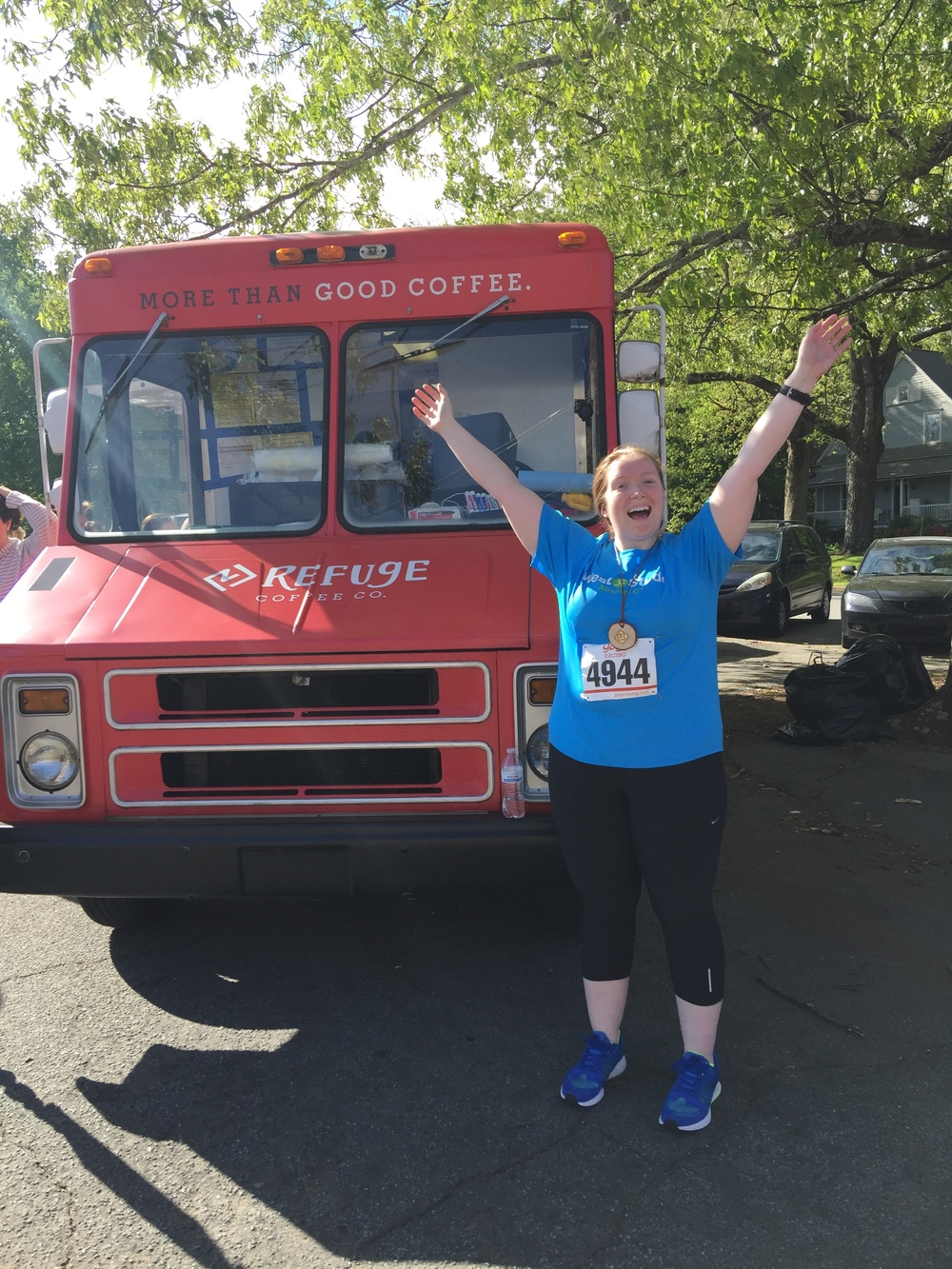2016 Refuge Coffee Run 5K