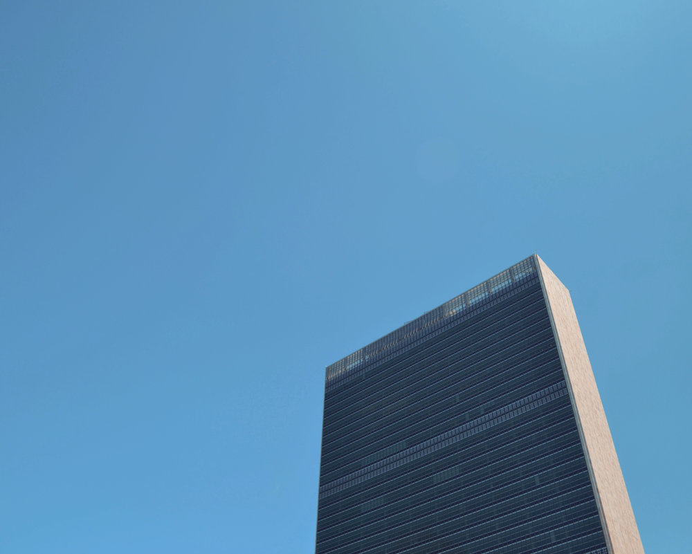 United Nation, NYC. Nikon D3100.