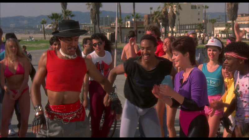 Breakin'  The Motion Picture (1984)
