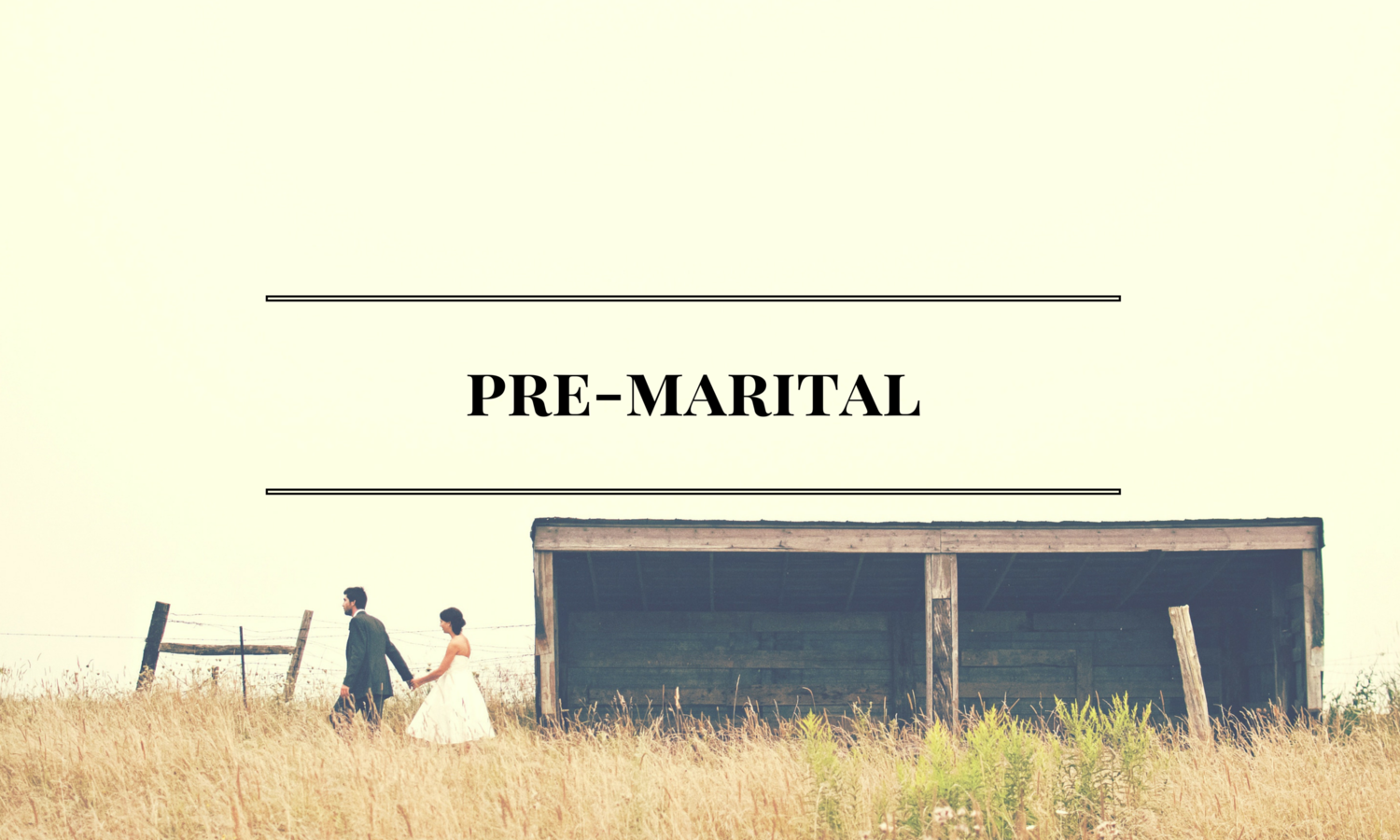 pre-marital counseling — Love & Respect Counseling