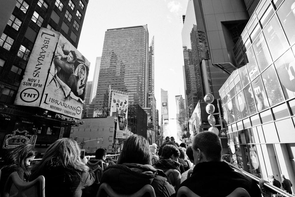 New York, New York - 2015