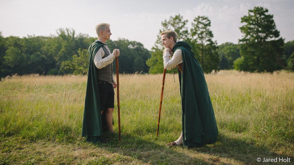 Jonathan & Chase - Hobbits be here 2017Washington, DC
