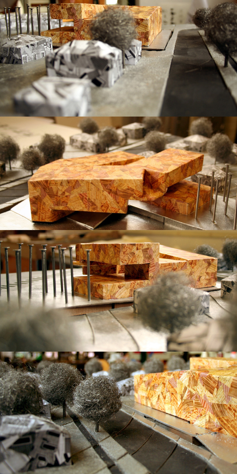 Physical site model
