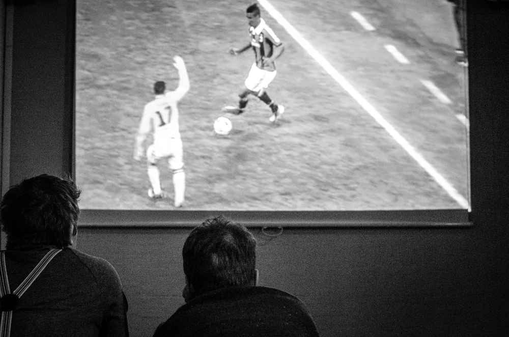 Day 051: The soccer match