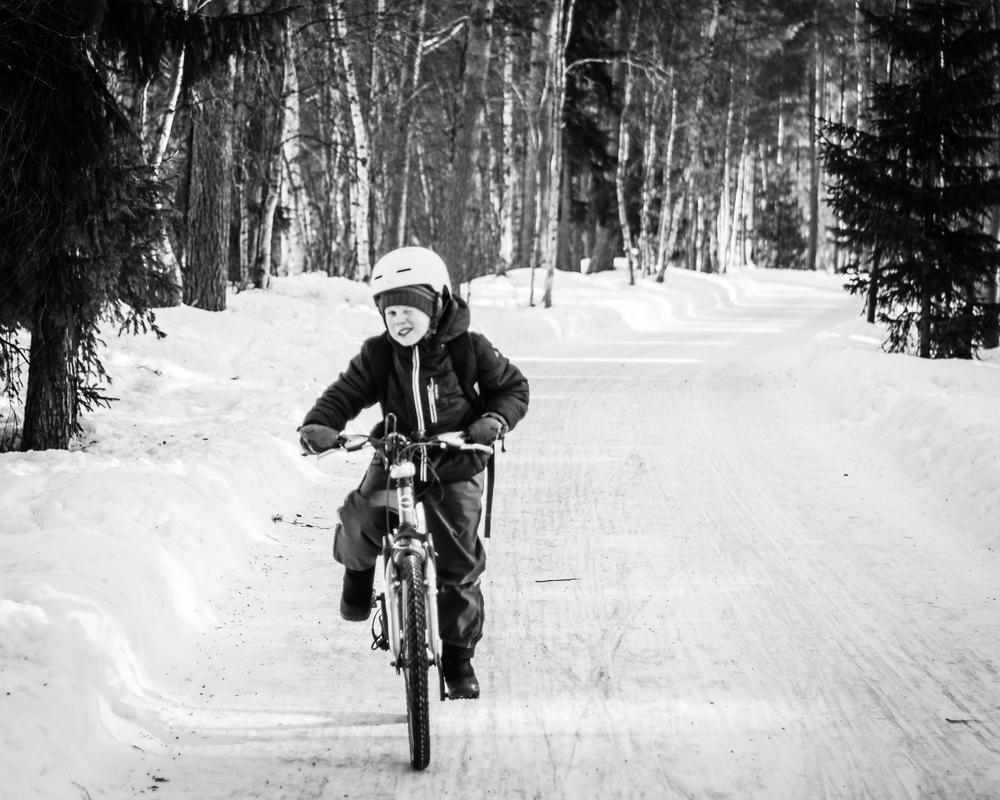 Day 60: The biker