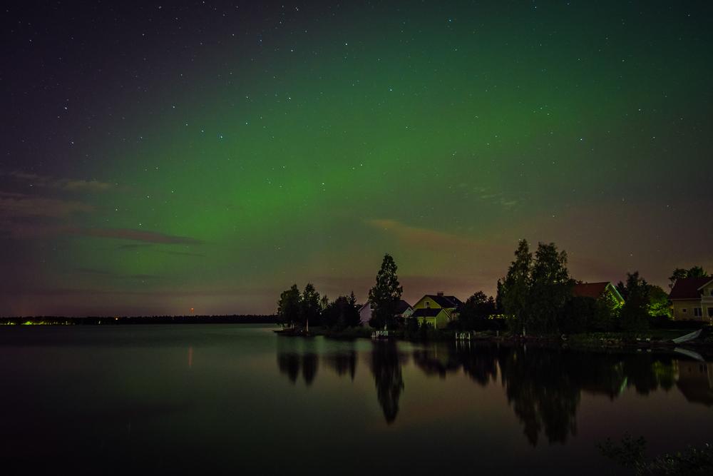 Kuivasjärvi, Oulu, Finland