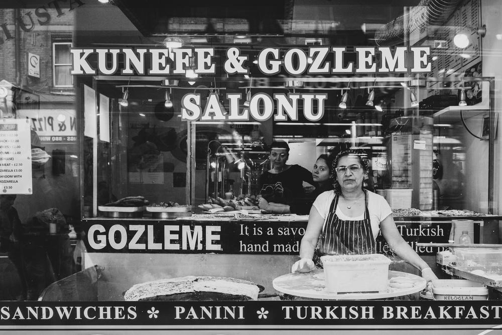 Kunefe & Gozleme Salonu