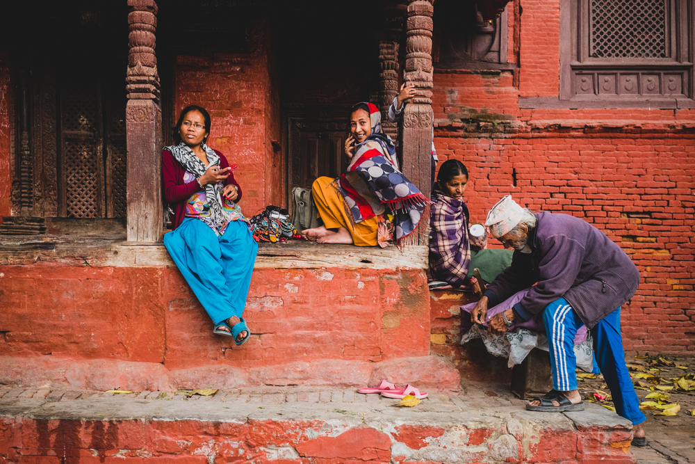 Scenes from Patan