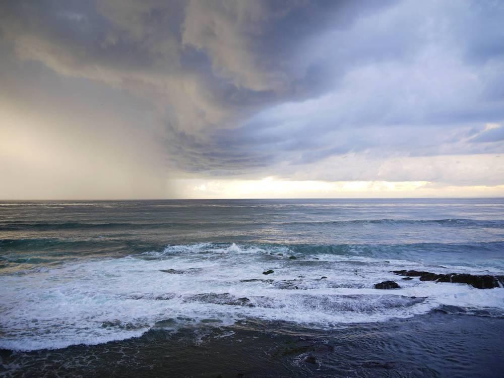 La Jolla, A Storm is Brewin'