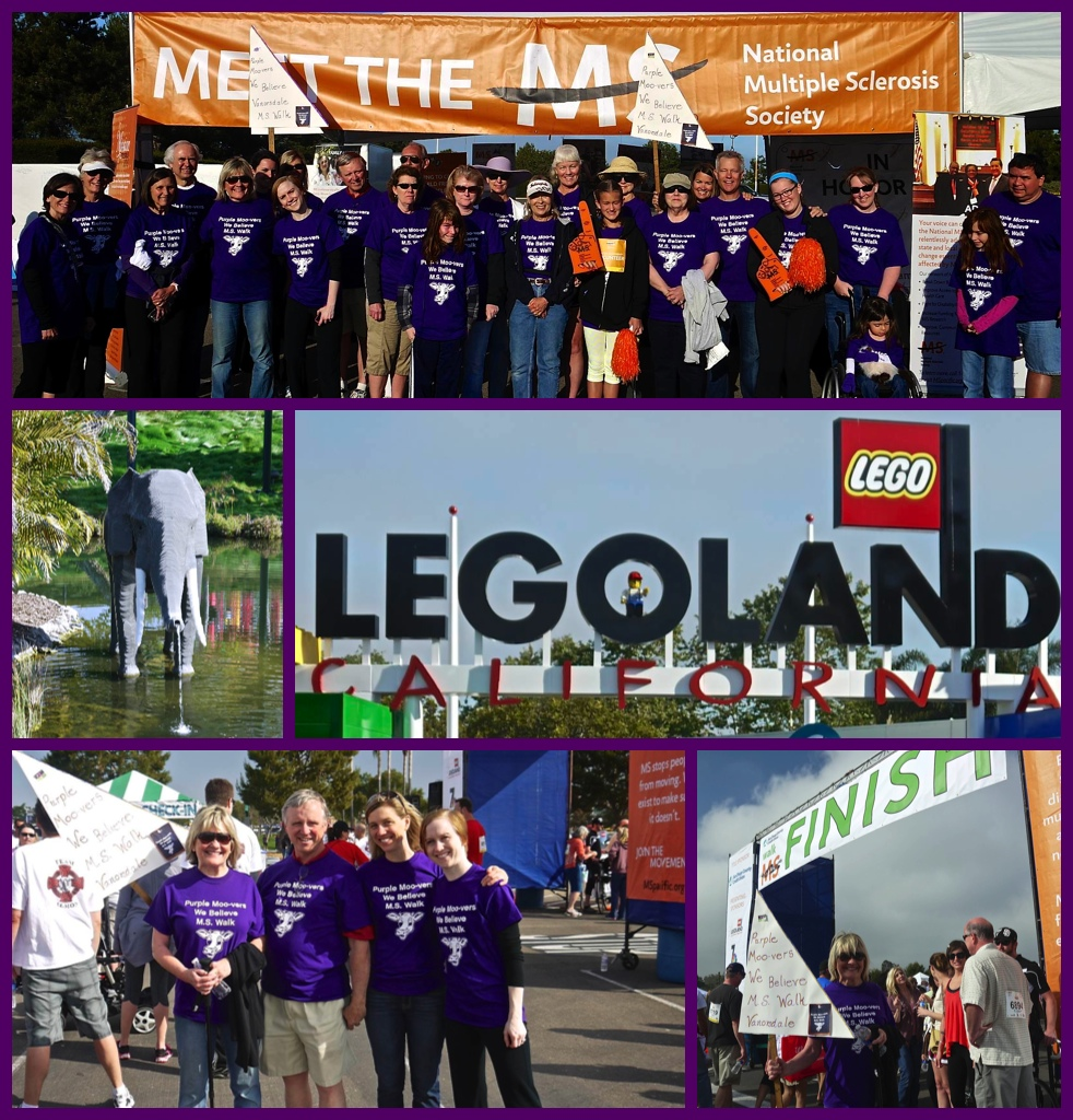 MS Walk Legoland