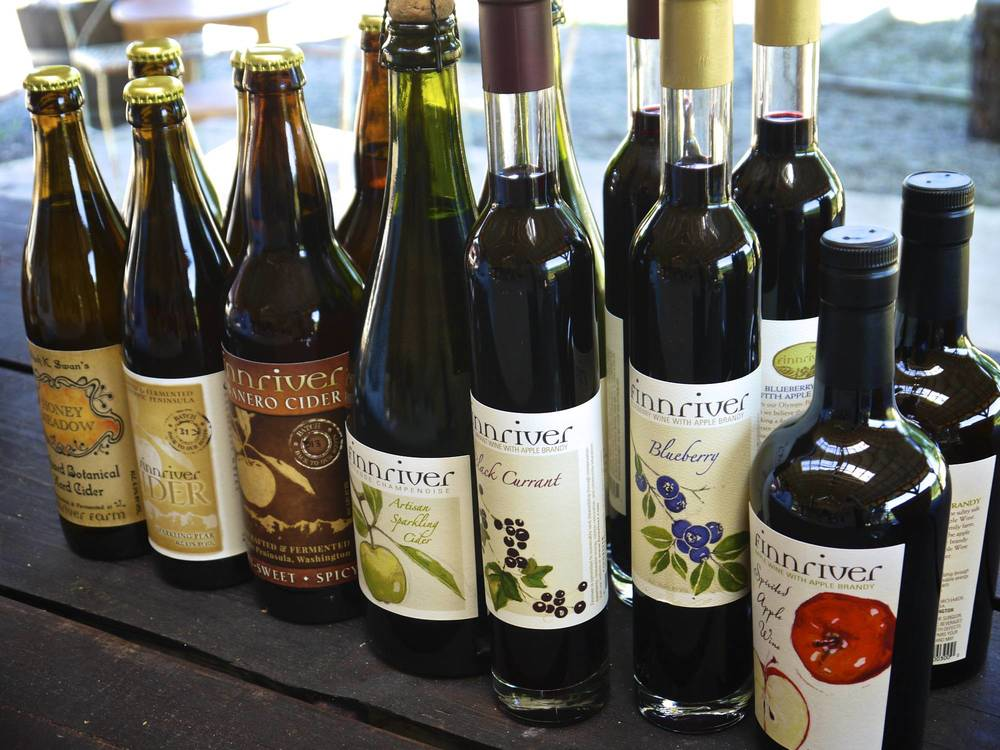 Finnriver Cider Tasting