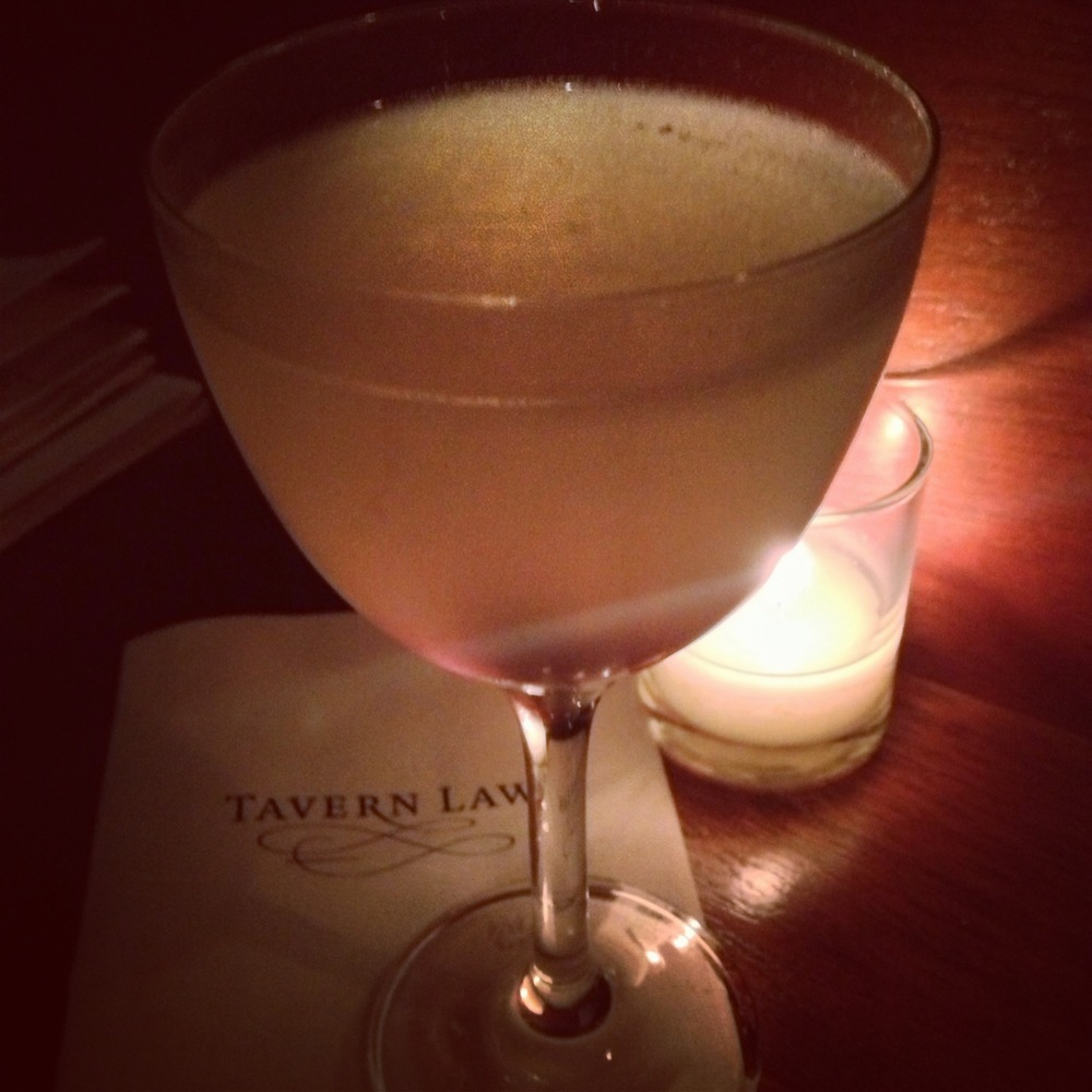 Tasty Drink at Tavern Law