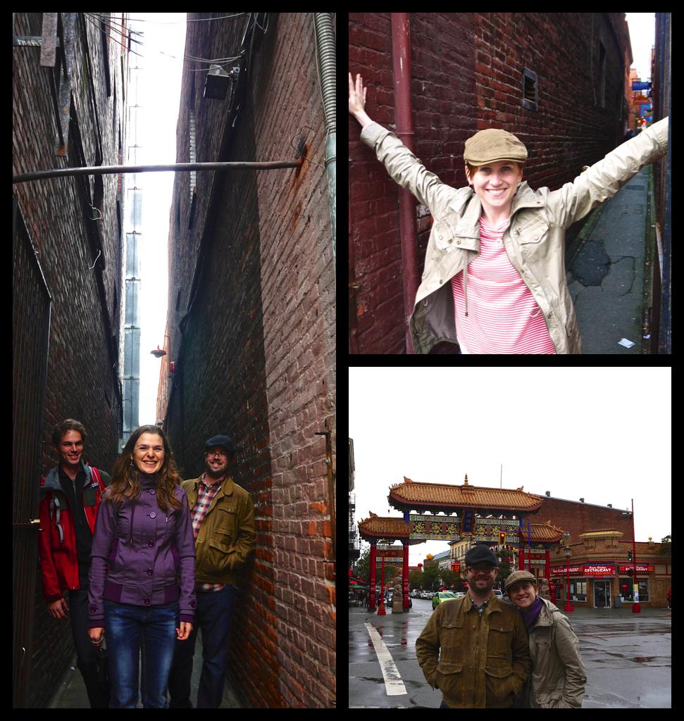 Fan Tan Alley & Chinatown