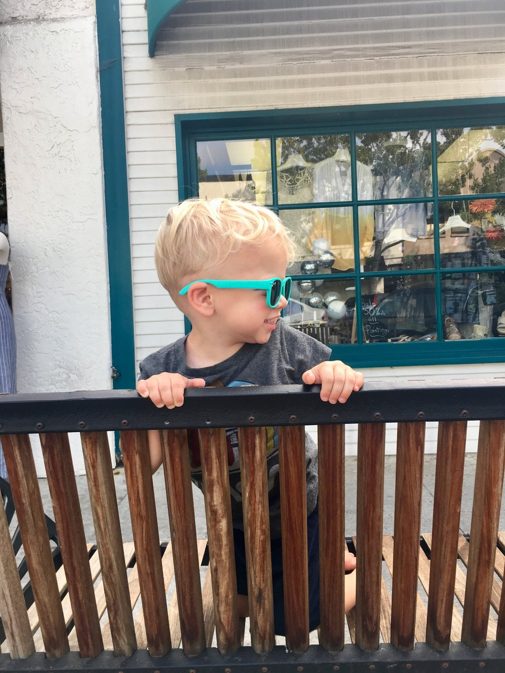 One Cool Dude in Carlsbad