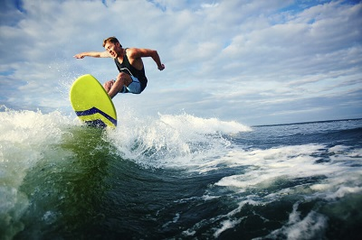 Warning: 1 in 17 Surfers Have Had A Surfer's Ear Operation; Don't Be One Of Them (Infographic)