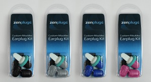 ZenPlugs Molded Ear Plugs Sale