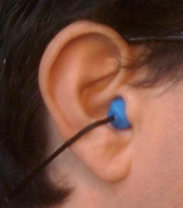 Safety First With Moulded Ear Plugs