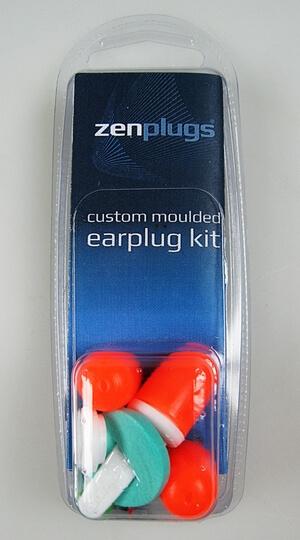 ZenPlugs Custom Molded Motorcycle Ear Plugs