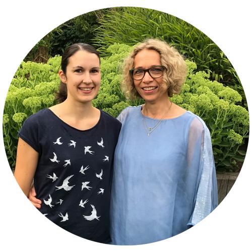 V.L.N.R.: Annika Thömmes - Koordination Netzwerk Dr. Susanne Reiniold - Koordination Fortbildungen