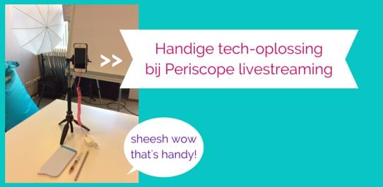 periscope tripod