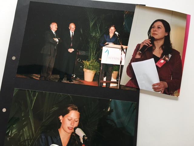Way back when. Ik sprak in 1998 voor een volle jubileumzaal en was dagpresentator op het ISPwijzer-congres in 2005. Het begin van mijn sprekersloopbaan.