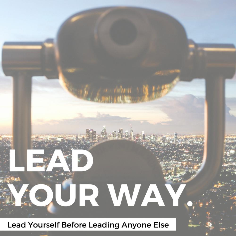 Leiderschap begint bij jezelf.