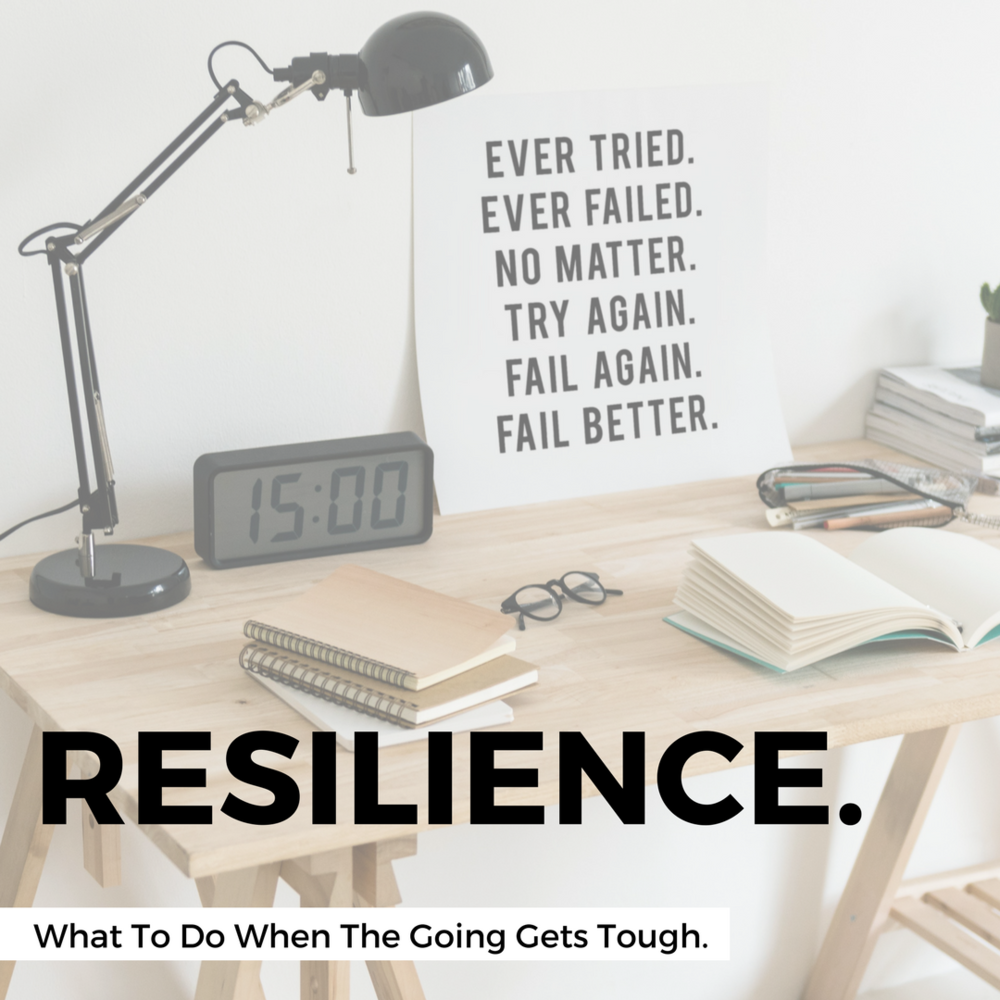 Resilience Reset.
