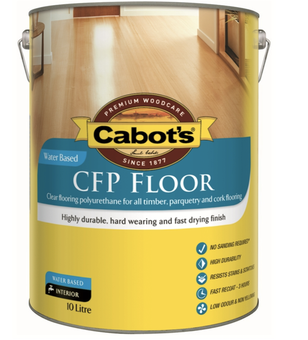 CFP FLOOR SEAL - $114.00 Finish off  Let your second colour dry for 24- 48 hours. Then it's as simple as rolling on 1-2 coates of the CFP sealer pictured below!  I used the matt, it is so perfect and I really wouldn't want to go a semi or a full gloss. I think floors with a high sheen create too much reflection, shine and glare which doesn't look great and effects the visibility of your pattern. Just think of all your lights reflecting off gloss, not good!!