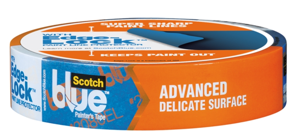3M™ScotchBlue™ 24mmx55m Delicate Painters Tape - $11.00