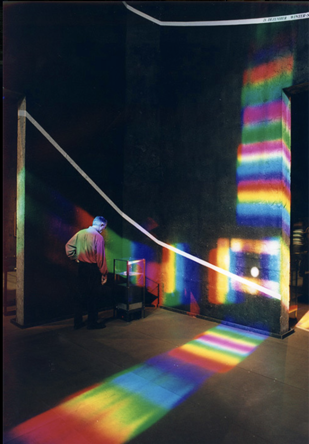 PETER ERSKINE - COLOUR SPECTRUM /ARCHITECTURAL ARTIST