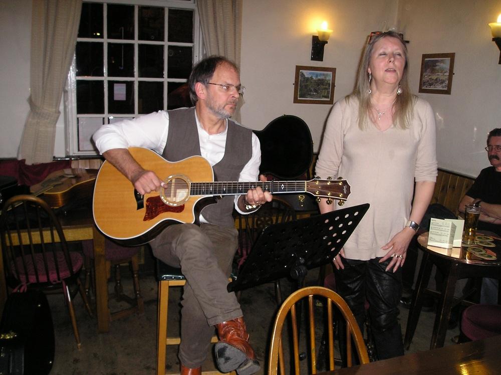 Richard & Lesley