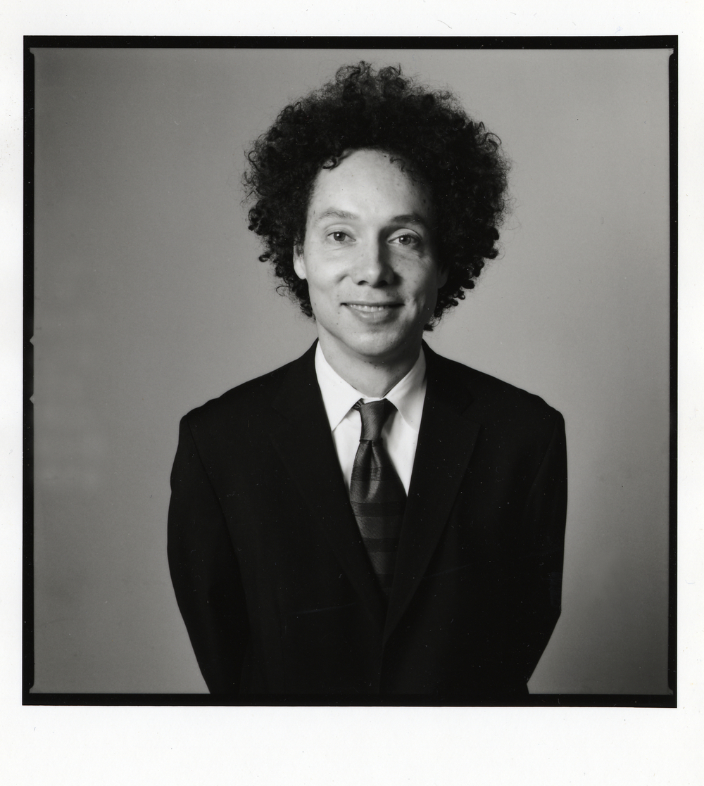 "MALCOLM GLADWELL  NY Times Bestselling Author ""Legitimacy"""