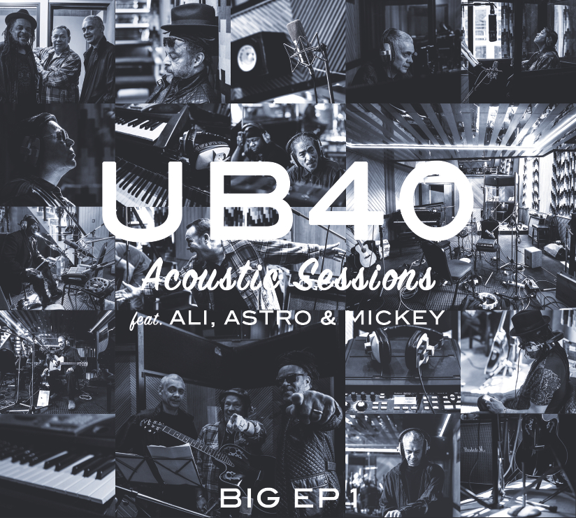 UB40 Acoustic Sessions Big EP