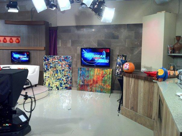 TV News Segment