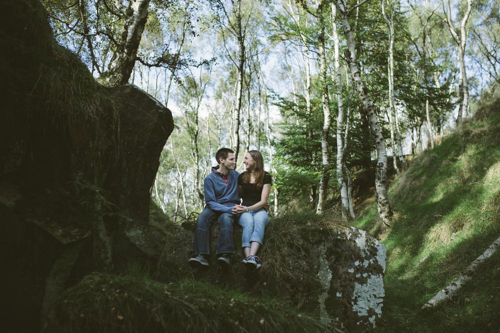 Engagement: Helen & Dave
