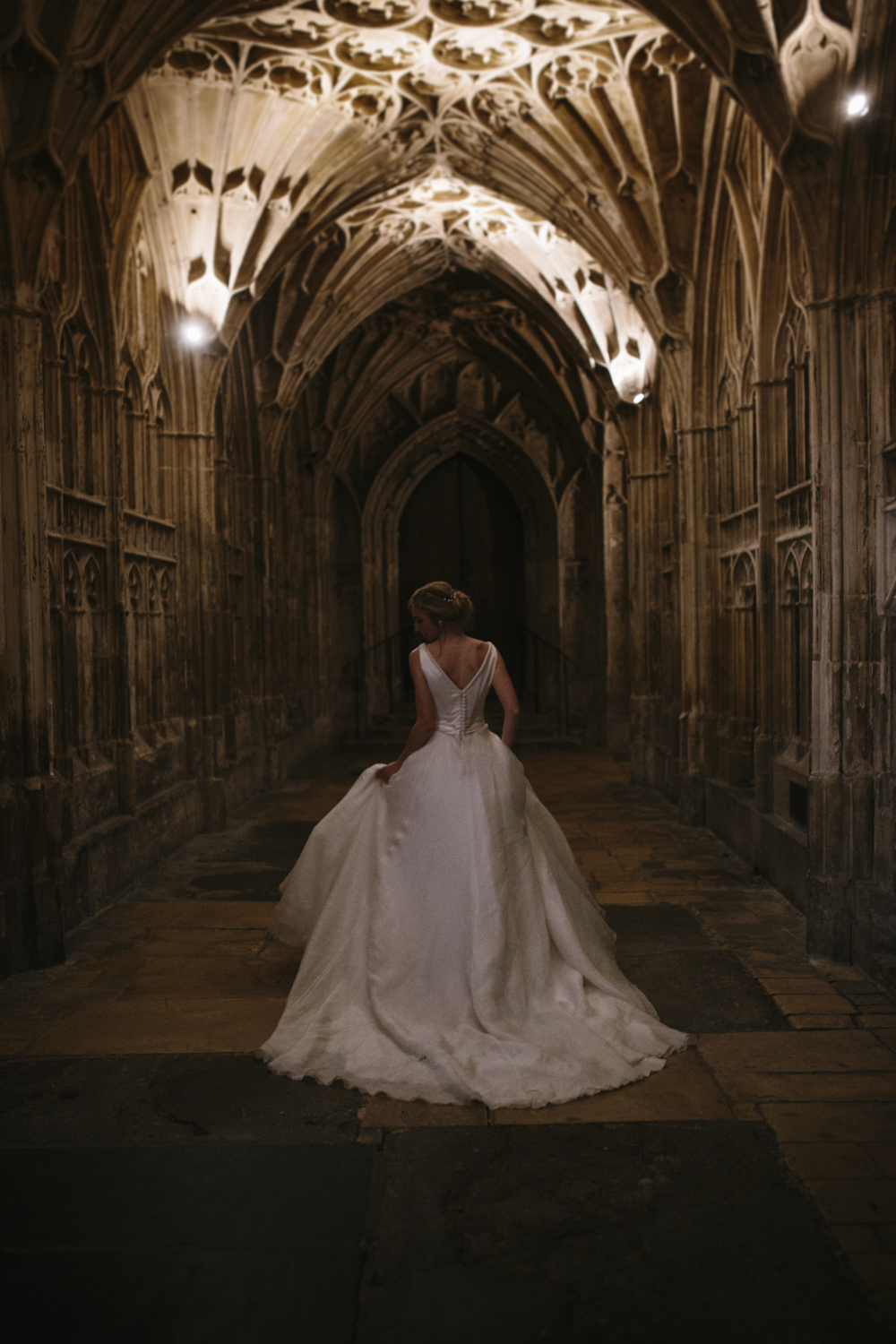 Wedding: Tim & Becky // Gloucester Cathedral — Ruth Atkinson