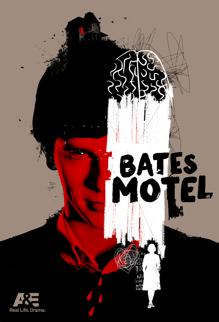 7 Posters / 7 Days: Bates Motel