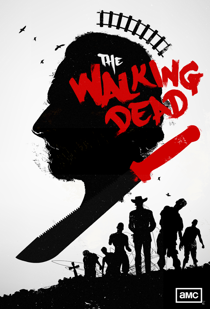 7 Posters/ 7 Days: The Walking Dead