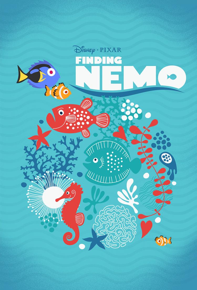 """Pixar's """"Finding Nemo"""""""