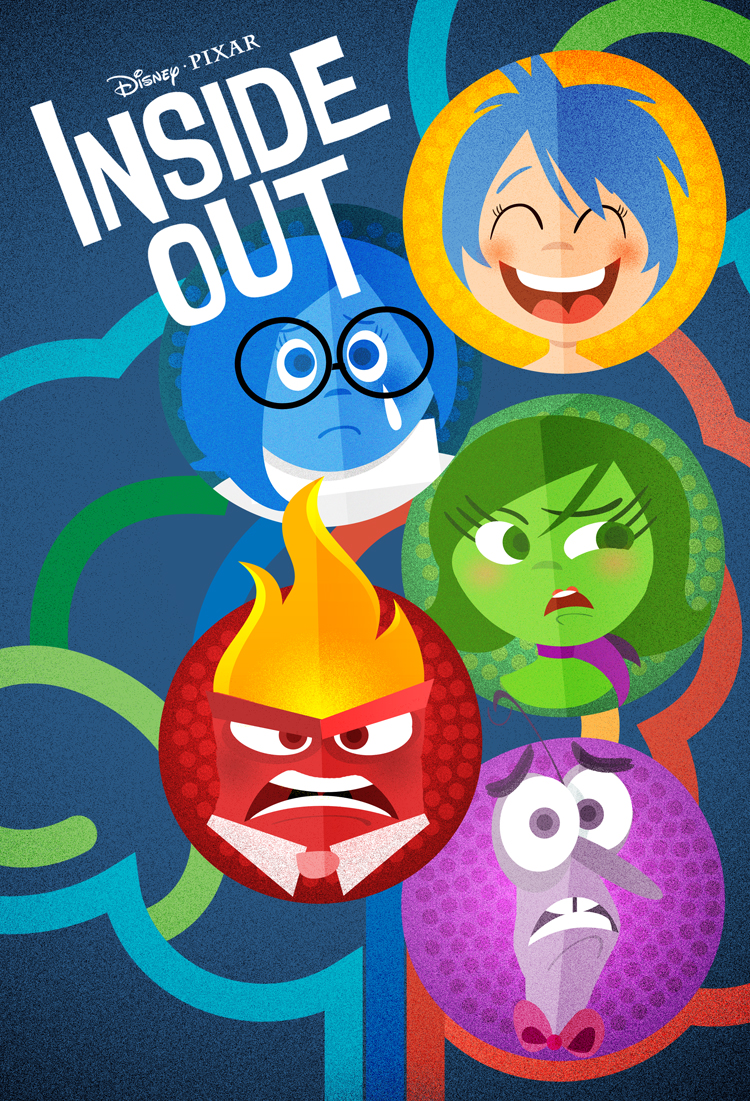 "Pixar's ""Inside Out"""