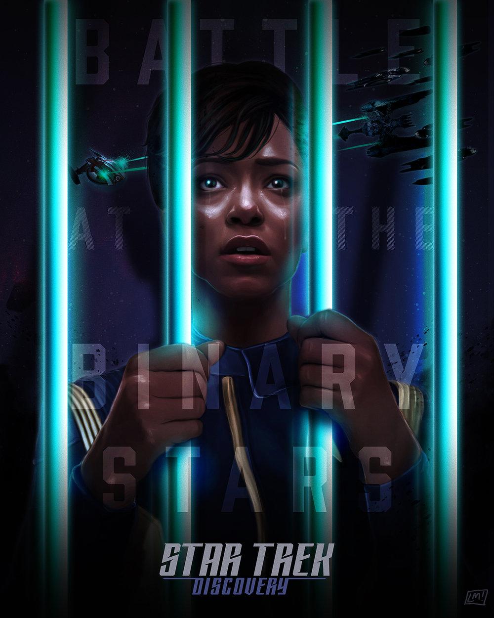 Star Trek Discovery Season 1 Episode 2 Battle At The Binary Stars