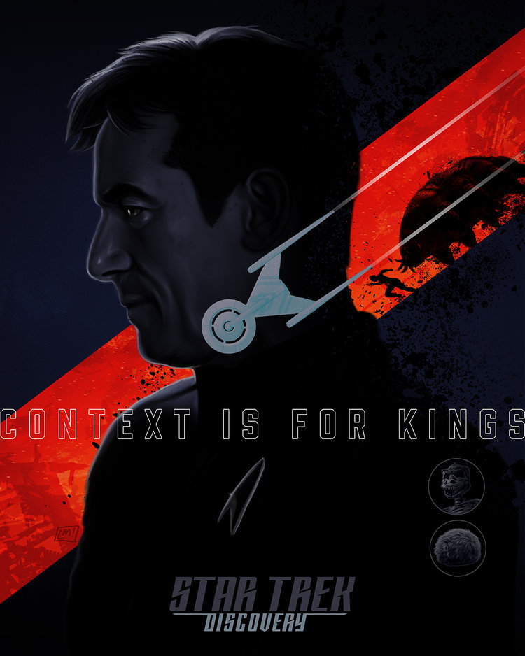 Star Trek Discovery 0103 Context Is For Kings