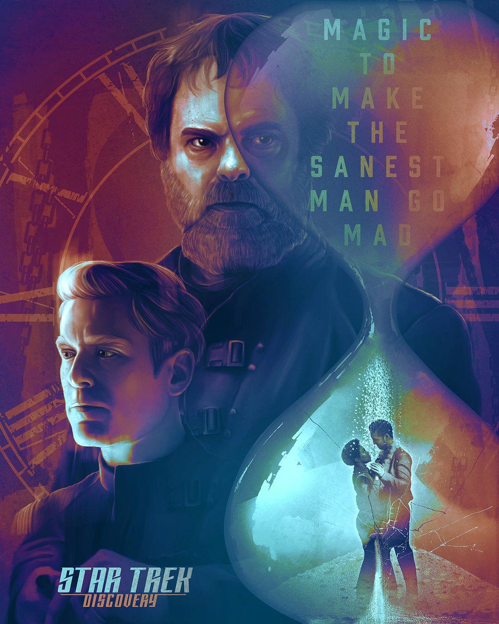 Star Trek Discovery Season 1 Episode 7 Magic To Make The Sanest Man