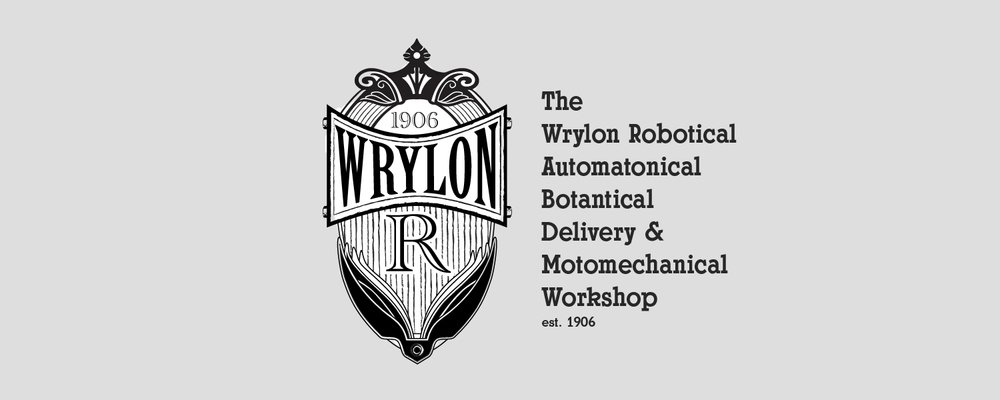 Wrylon Robotical - A long-term project about flower delivering robots.