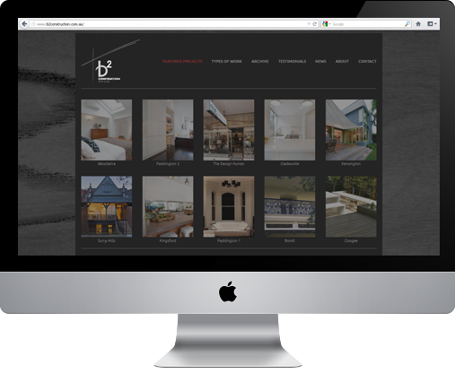 Welcome to the new B2 Construction website!