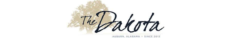 The Dakota | Auburn, Alabama | Since 2013